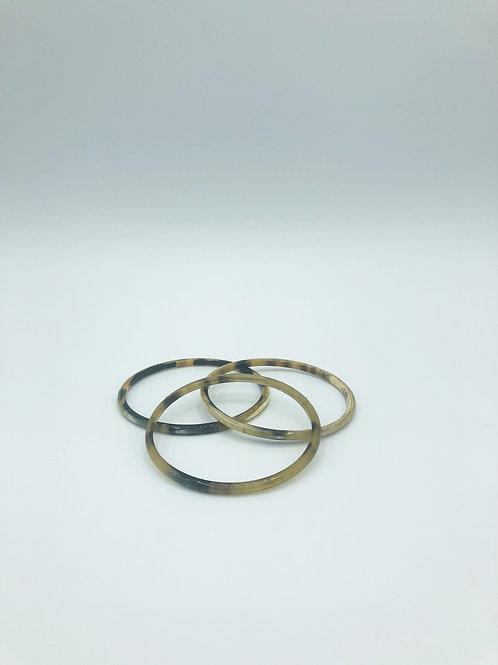 The Stack Horn Bracelet