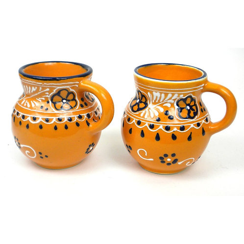 Encantada Beaker Mug - Honey