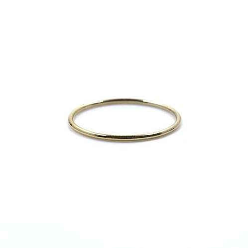 Smooth Stack Ring