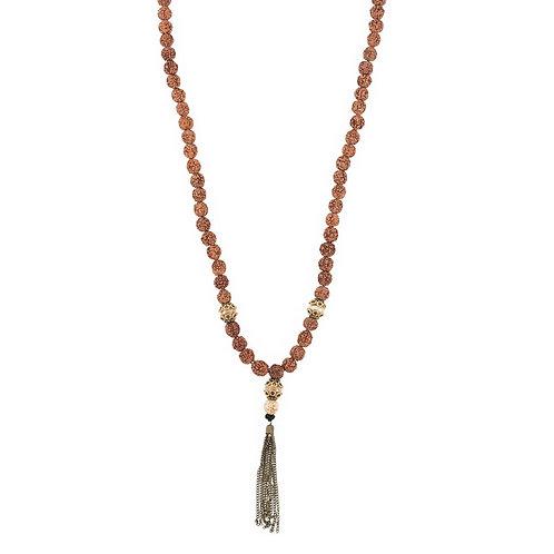 Meditation Mantra Bead Necklace