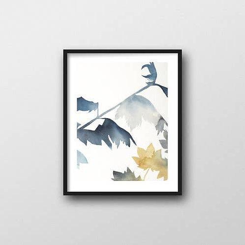 Vine Maple Art Print