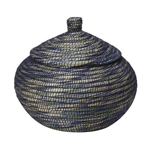 Blue Bogra Basket