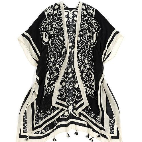 Diva kimono - Black