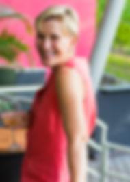 Executive chef Anne Hegney of Ginger Restaurnt Playa Hermosa