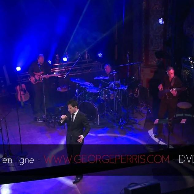 Teaser du DVD live à Montréal de George Perris