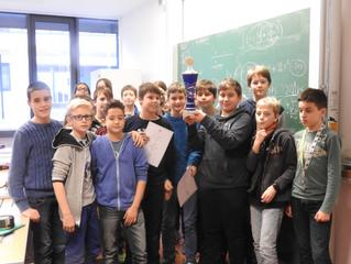 Rudern im Bernoulligymnasium