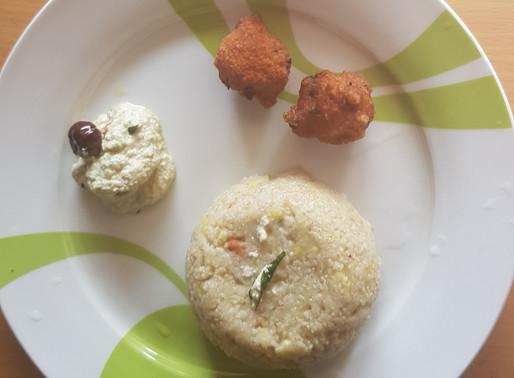 Delicious Millet Venpongal