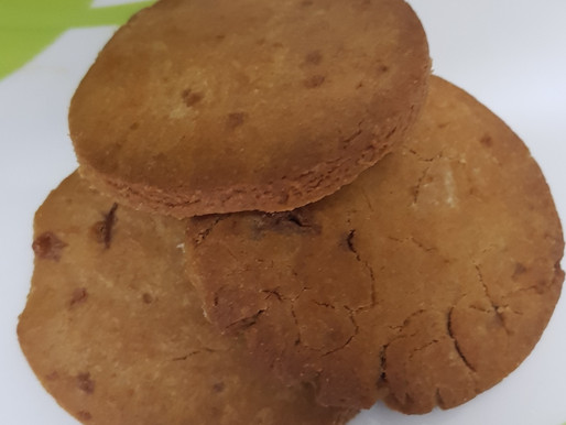The Perfect Wheat Cookies