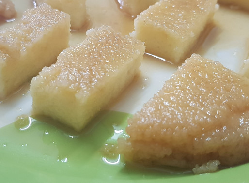 Kids Special Rava Pudding