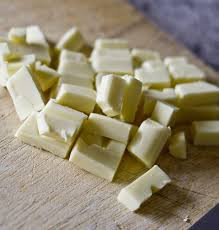 Healthy Homemade White Chocolate