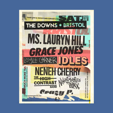 The Downs Festival Line Up 2019