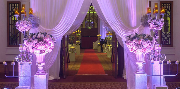 Wedding decorations for rent in calgary