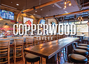 Copperwood Tavern located in the heart of Ashburn at One Loudoun