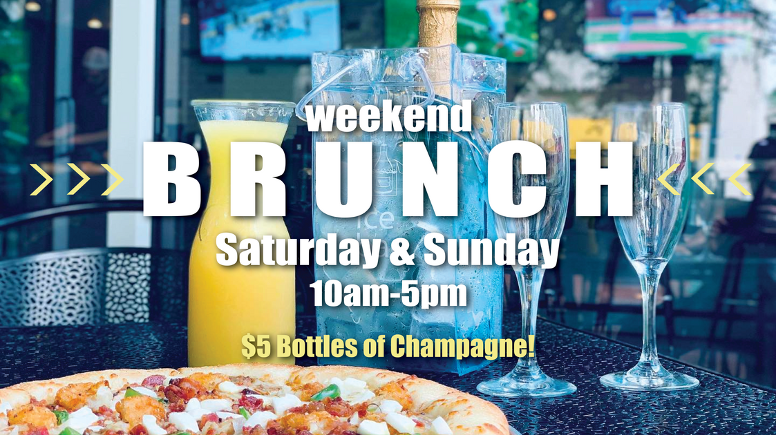 Dudley's Weekend Brunch!