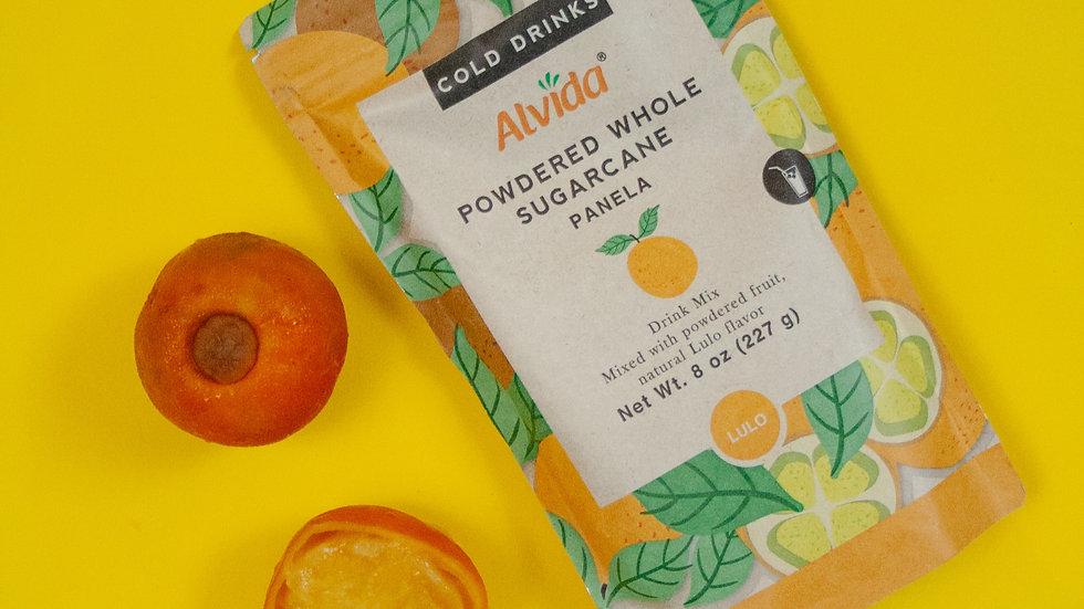 Alvida: Powdered Whole Sugarcane Lulo Flavored
