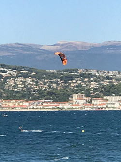 VOL A VOILE ANTIBES