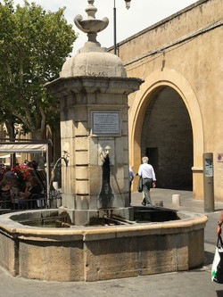 FONTAINE ENTREE REMPARTS