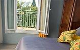 chambre 16 Balcon
