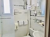 Chambre Familiale salle de bains, hôtel le Pré Catelan