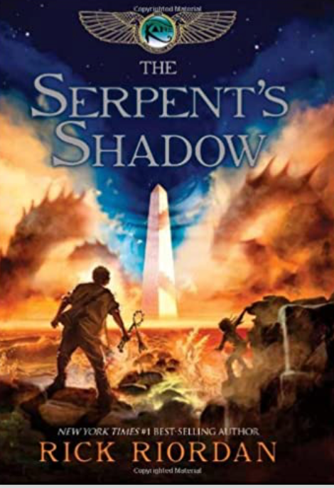 The Serpent's Shadow: The Kane Chronicles, Book 3