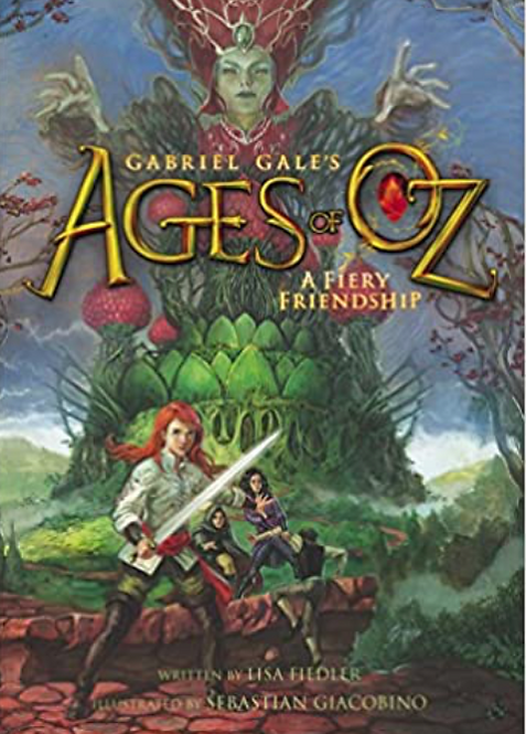 Ages of Oz: A Fiery Friendship