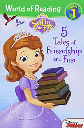 Sofia the First, 5 Tales of Friendship and Fun