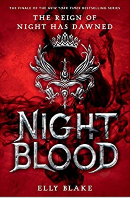 NIghtblood: The Frostblood Saga Book 3