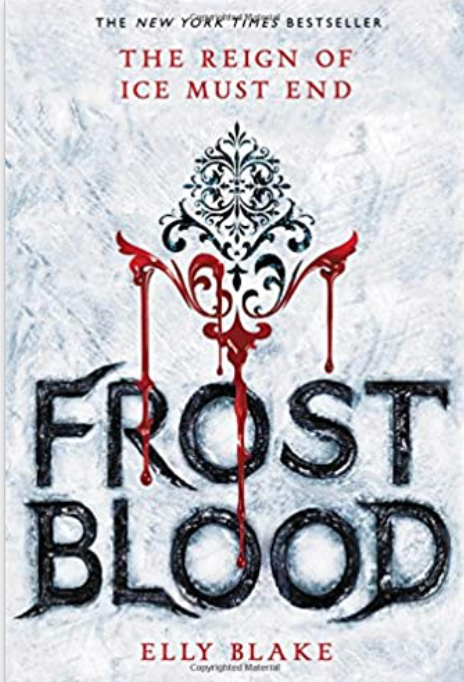 FirstBlood Book 1