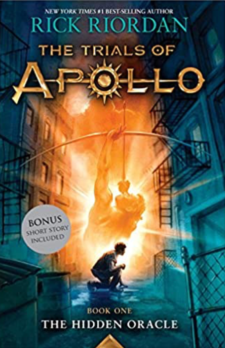 The Trials of Apollo, Book One, The Hidden Oracle