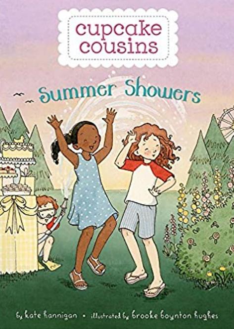 Cupcake Cousins, Book 2, Summer Showers