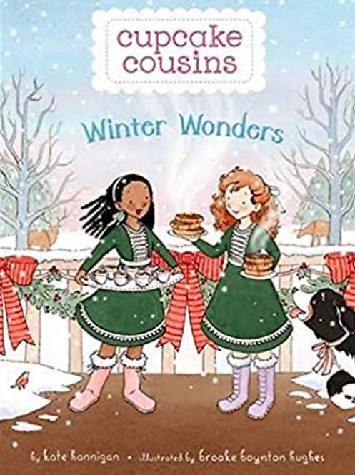 Cupcake Cousins, Book 3, Winter Wonders