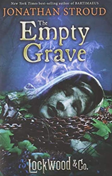 The Empty Grave, Lockwood & Co Book 5