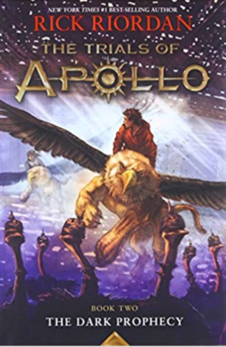 The Trials of Apollo, Book 2, The Dark Prophecy