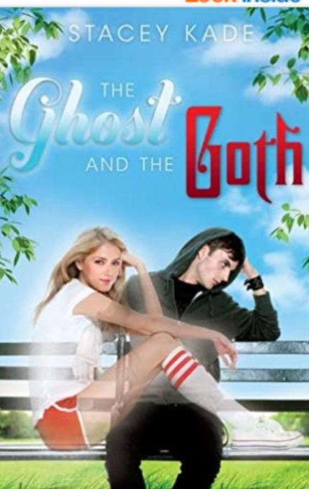 The Ghost and the Goth Book 1