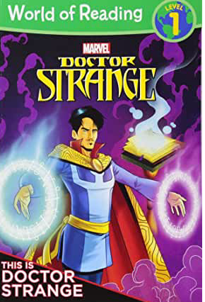 This is Doctor Strange