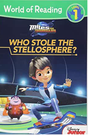Miles From Tomorrowland, Who Stole the Stellosphere?