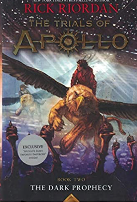 The Dark Prophecy, The Trials of Apollo Series 2
