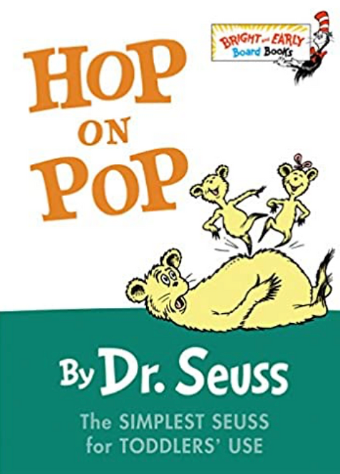 Hop on Pop Board Book