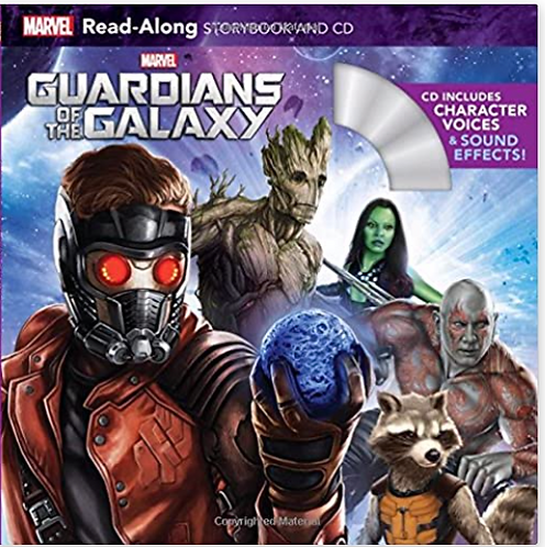 Guardians of the Galaxy Read Along