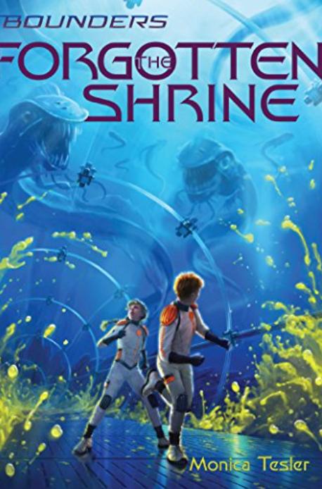 The Forgotten Shrine:  Bounders Book 3
