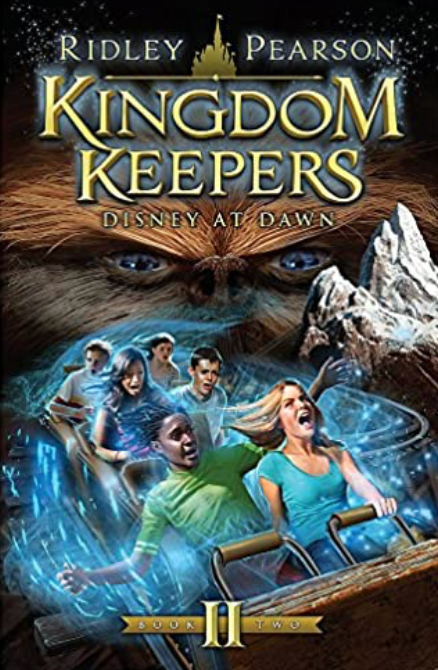 Kingdom Keepers, Disney at Dawn