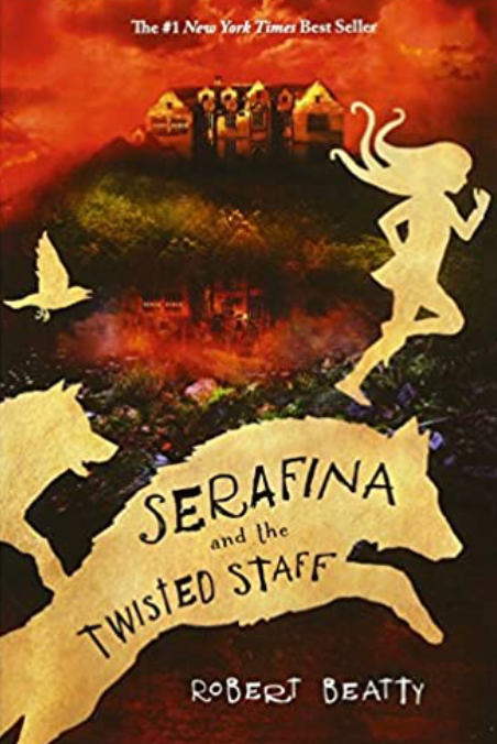 Serafina and the Twisted Staff, Book 2