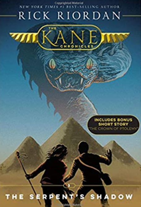 The Kane Chronicles, Book Three, The Serpent's Shadow