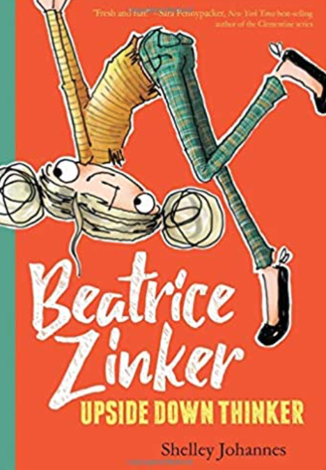 Beatrice Zinker Upside Down Thinker