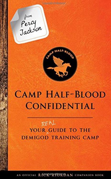 Camp Half-Blood Confidential, Percy Jackson