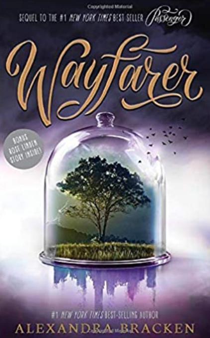 Wayfarer, Passenger Book 2