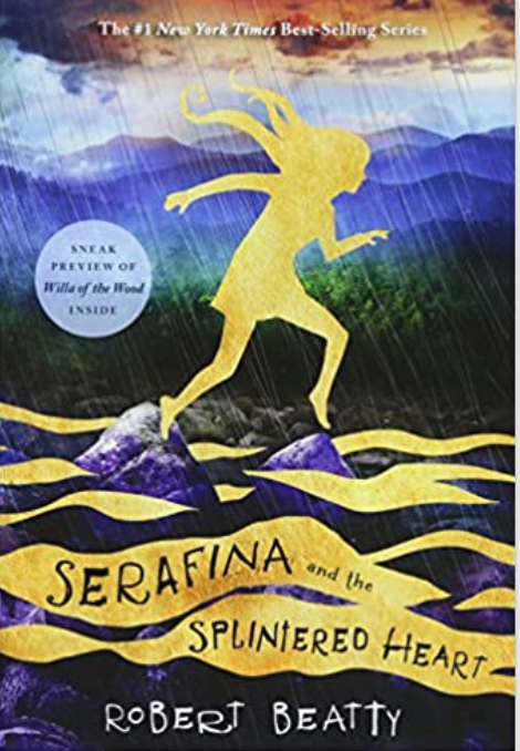 Serafina and the Splintered Heart, Book 3