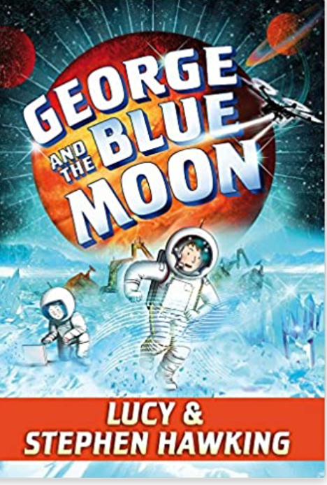 George and the Blue Moon, George's Secret Key