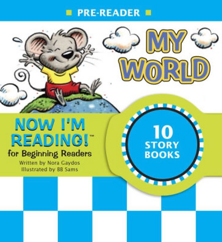 Now I'm Reading: My World Pre-Reader