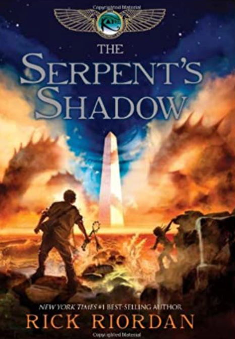 The Kane Chronicles, Book 3, The Serpent's Shadow